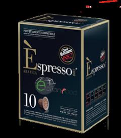 Arabica Espresso Caffè Vergnano Compatibile Nespresso