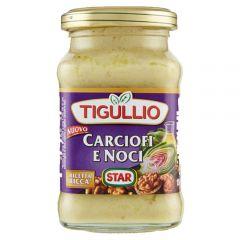 Artichokes and Walnuts Sauce Tigullio