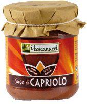 Sugo di Capriolo de I Toscanacci Le Bontà