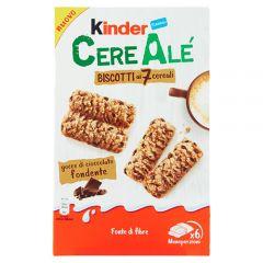 Chocolate Cookies Kinder CereAlé