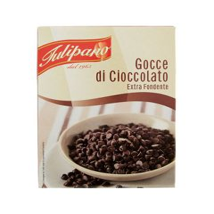 Gocce Cioccolato Fondente Tulipano