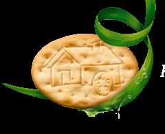 Fiori d'Acqua Crackers Mulino Bianco
