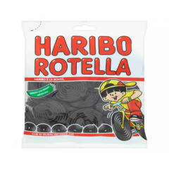 Rotella Liquirizia Haribo