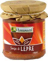 Sugo di Lepre de I Toscanacci Le Bontà