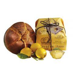 Limoncello Cream Panettone Cream Borsari