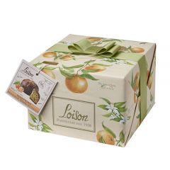 Panettone Mandarino tardivo Ciaculli Loison