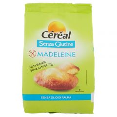 Madeline Gluten e Lactose Free