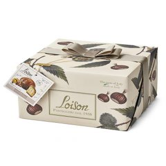 Panettone Marron Glacé Loison