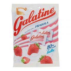 Milk and Strawberry Galatine Candy Sperlari
