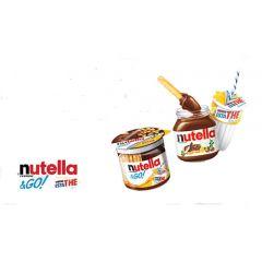 Nutella & Go Estathè Ferrero
