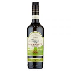 Organic Extra Virgin Olive Oil Santa Tea