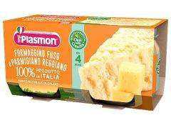 Omogeneizzato Formaggino Fuso e Parmigiano Reggiano Plasmon