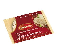 Piadina Sfogliatissima Loriana