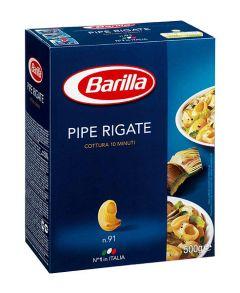 Pasta Pipe Rigate Barilla