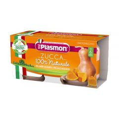 Pumpkin Baby Food Plasmon