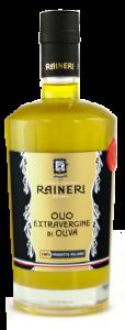 Olio Extravergine di Oliva Etichetta Nera Raineri ml 500