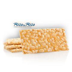Riso su Riso Crackers Biscuits Galbusera