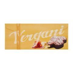 Salted Caramel and White Chocolate Vergani Colomba Cake