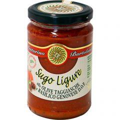 Sugo Ligure alle Olive Taggiasche e Basilico DOP Venturino