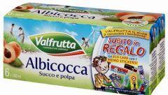 Succo Albicocca Valfrutta