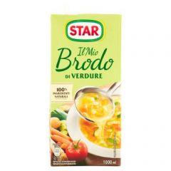 Brodo di Verdure Star