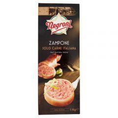 Zampone Sausage Negroni