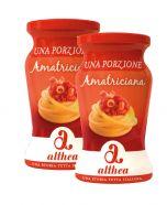 Sugo Amatriciana Althea Monoporzione 2x120 gr