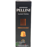 Armonioso Luxury Coffee Pellini Compatibile Nespresso