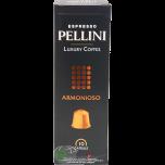 Armonioso Luxury Coffee Pellini Compatibile Nespresso