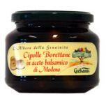 Cipolle Borettane Coelsanus in aceto Balsamico di Modena 210 gr