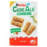 Hazelnut Cookies Kinder CereAlé