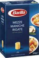 Pasta Mezze Maniche Rigate Barilla