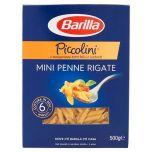 Pasta Mini Penne Piccolini Barilla