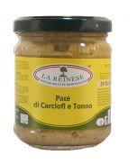 Paté Carciofi Tonno La Reinese