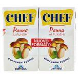 Porcini Mushrooms Creamy Sauce Parmalat