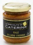 Ragù Carne Chianina Le Specialità di Caterina Boscovivo