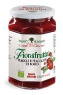 Confettura Biologica Fragole e Fragoline di Bosco Rigoni di Asiago