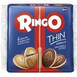Ringo Thin Vaniglia Pavesi