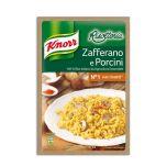Risotto Zafferano Porcini Knorr