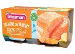 Omogeneizzato Salmone con Verdure Plasmon